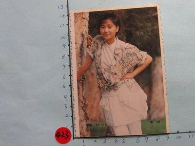 傅娟,老明星卡-1