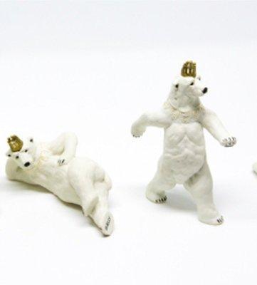 *B Little World * [現貨]日本限定小雜貨/北極熊公仔扭蛋/SMELLY/東京連線