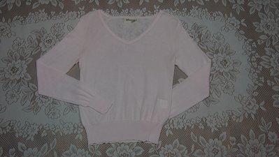 日本品牌Gramme'sy連肩長袖棉質針織上衣(日本製)