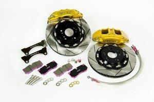 【優質輪胎】VTTR鍛造大六活塞卡鉗 330MM加大碟盤+來令片(馬3馬5馬6 FORTIS CIVIC FIT)三重區