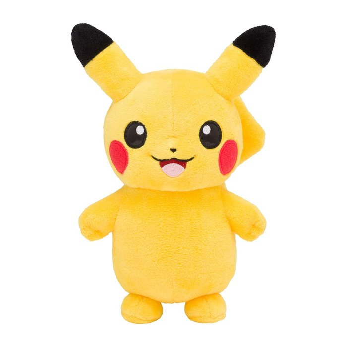《FOS》日本 寶可夢 可愛 皮卡丘 玩偶 20cm 絨毛 娃娃 Pokemon 神奇寶貝 玩具 收藏 2019新款