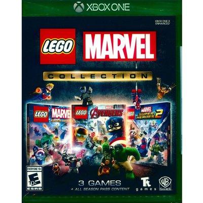 (現貨全新) XBOX ONE 樂高漫威 合輯典藏完整版 中英文美版 Lego Marvel (復仇者聯盟)