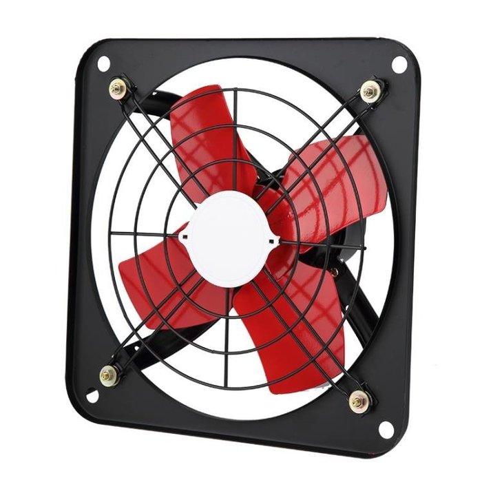 排風風扇工業廚房油煙12寸抽風機通風換氣強力風機 JA2510