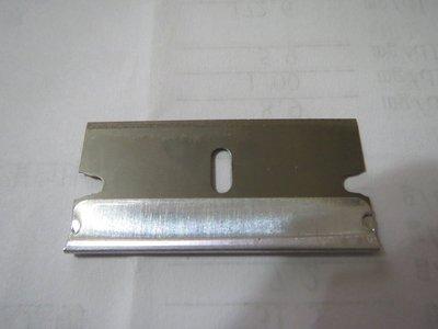 25片 玻璃刮刀 刀片多用途清潔刮刀 替換刀片   E21-1