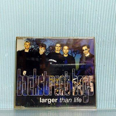 [ 南方 ] CD 新好男孩 Larger Than Life 1999年發行 魔岩唱片 T05