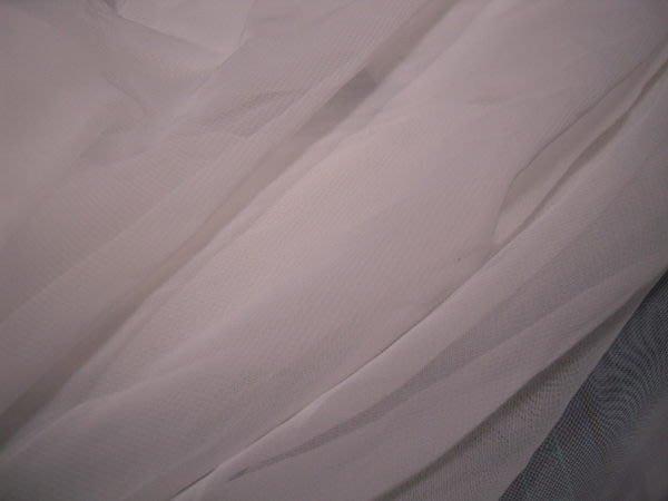 ※布箱子※ 高級進口零碼傢飾布~雪紡窗紗(YD79)