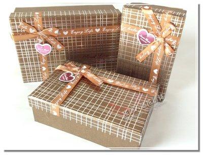 ◎花語人造花資材◎DIY包裝盒*尊貴金色長方型款進口大中小包裝禮盒*娃娃.禮品皆可用