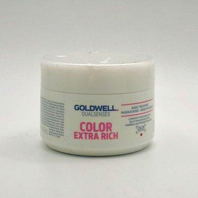 美國愛買 歌薇GOLDWELL 光感60秒髮膜 200ml 【高雄面交 超商】