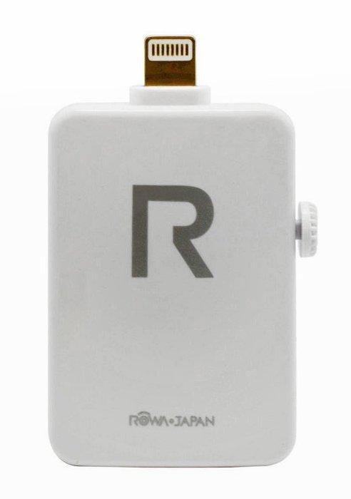 呈現攝影-ROWA EasyDisk 手機專用USB隨身碟32G 兩用隨身碟 iphone 支援ios/Androi