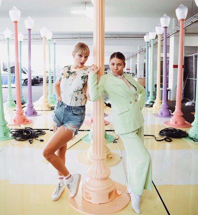 CC Collection 代購 3X1 19SS 春夏 Taylor Swift 同款 破壞抽鬚丹寧牛仔短褲