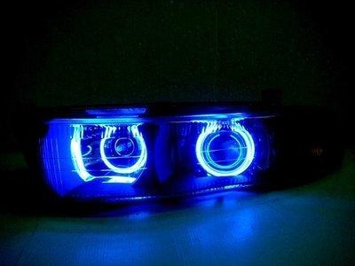 》傑暘國際車身部品《 激光無敵版三菱GALANT JAZZ雅仕俠風4光圈CCFL四魚眼大燈