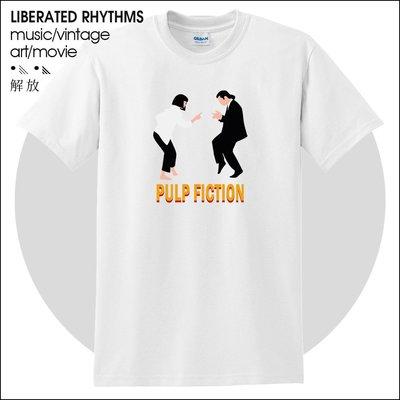 Pulp Fiction 黑色追緝令 電影T恤