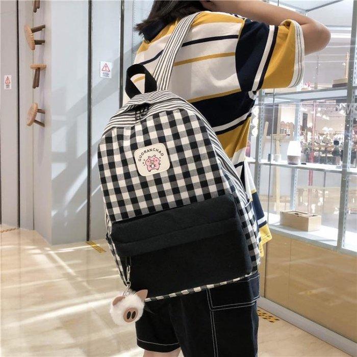 後背包女新款書包女韓版高中學生初中生小學生校園背包小清新
