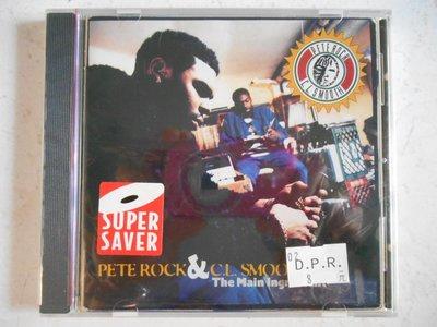 Pete Rock & C.L. Smooth - The Main Ingredient 進口美版