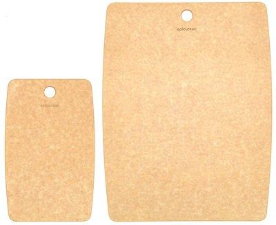 ﹝桔梗家居﹞原裝現貨// Epicurean T-Line實用系列 直式砧板兩件組 無防滑款