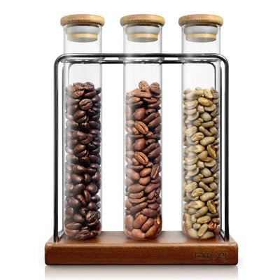 Driver 試管杯 (3管入),來場味覺的小實驗! 咖啡店佈置 家居擺飾 櫥窗展示。乾濕兩用,一目瞭然,SGS檢驗合格