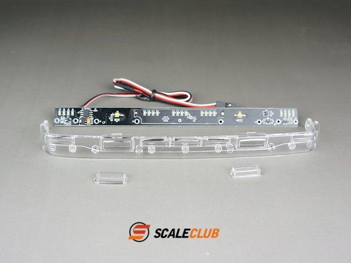 【喵喵模型坊】SCALECLUB 1/14 SCANIA R系列 遮陽擋燈組 (ZYDD-SC-1)
