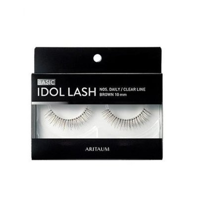 Doota.S 韓國 Aritaum IDOL LASH False Eyelashes BASIC 假睫毛