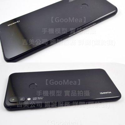 【GooMea】原裝黑屏Huawei華為Nova 3i 6.3吋模型展示Dummy仿製假機沒收道具拍戲1:1玩具上繳交差