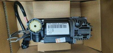 VW AUDI PORSCHE TOUAREG Q7 CAYENNE 氣壓避震器 壓縮機 空氣機 歐洲產 原廠代工