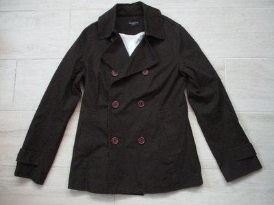 日系ONE AFTER ANOTHER NICE CLAUP 香港製 棉100%  長版長袖外套