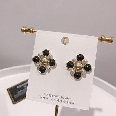 小香風2020最新款 OL最愛 低調奢華耳環