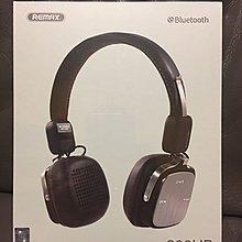 Remax wireless Bluetooth headphone全新未開封