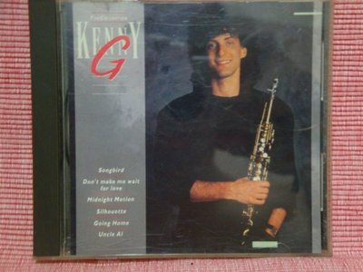 5.   KENNY G   -  THE  COLLECTION   ARISTA