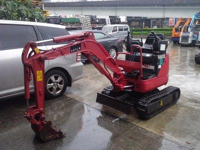 日本外匯神鋼SK09SR(挖土機,外匯挖土機,中古挖土機,二手挖土機,中古怪手)