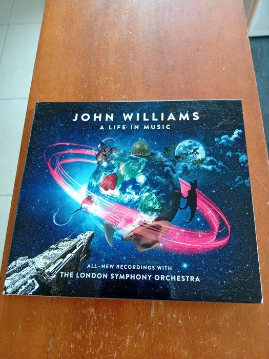 約翰威廉斯   John Williams-電影音樂人生 John Williams : A Life In Music