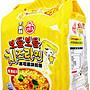 舞味本舖 韓國 不倒翁起司風味拉麵 4包入 濃郁起司湯頭 麵條Q彈 泡麵