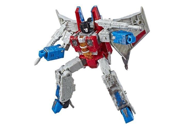 Transformers 變形金剛世代系列塞伯坦之戰巡弋戰將系列~天王星