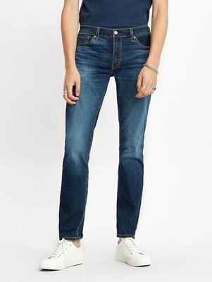 限時特價南◇現貨 LEVIS 04511-4314水洗 511 靴型褲 合身 藍色 牛仔褲 牛仔長褲 酷涼 涼感酷