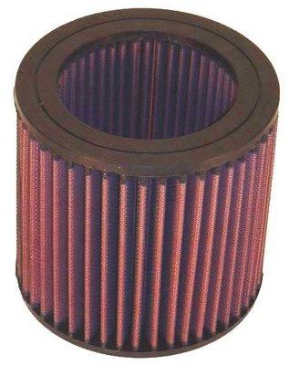 【Power Parts】K&N 高流量原廠交換型空氣濾芯 E-2455 SAAB 9-5 1997-2009