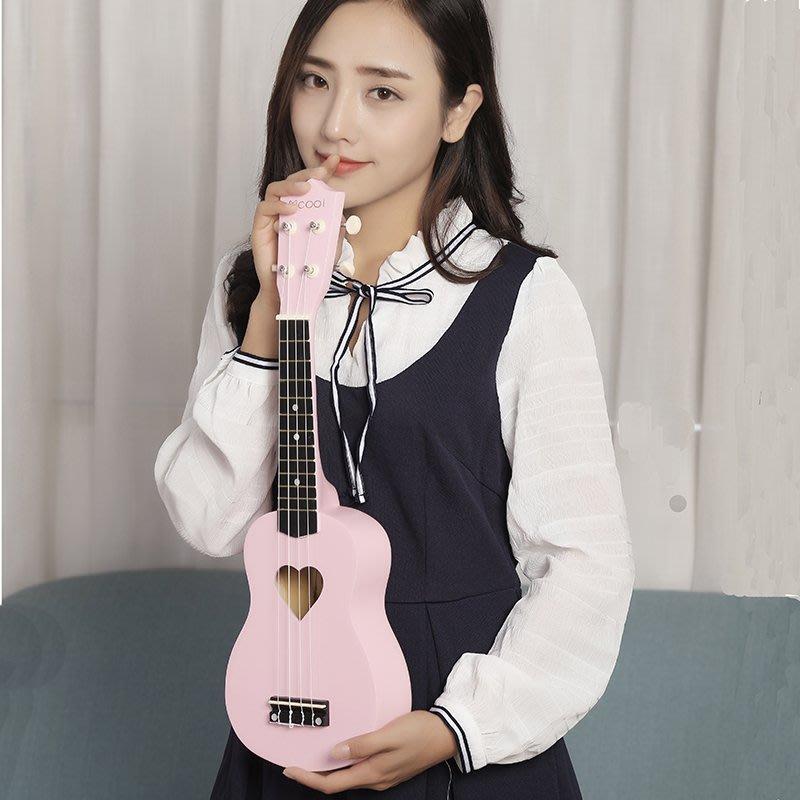 【現貨】 櫻花琴尤克里里初學者學生成人女兒童男女生款可愛少女入門小吉他#樂器#吉他SG17834