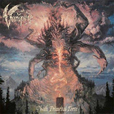 【黑膠唱片LP】洪荒之力 With Primeval Force/吸血鬼樂團 Vampire---88985416831