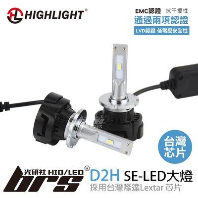 【brs光研社】HL-SE-D2H HIGHLIGHT SE LED大燈 PASSAT Q7 SAAB SCIROCCO