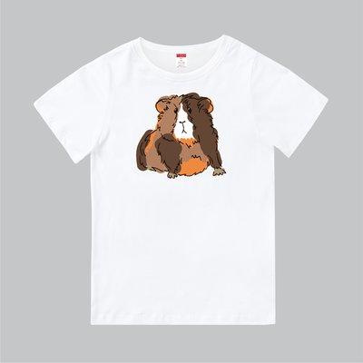 T365 MIT 親子 童裝 情侶 T-shirt 天竺鼠 鼠 天竺鼠車車 PUI PUI GUINEA PIG 2