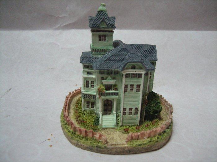 03-古城堡-別墅-模型---