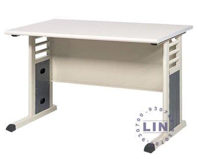 【品特優家具倉儲】◎P561-10辦公桌電腦桌MSC工作桌100*70◎