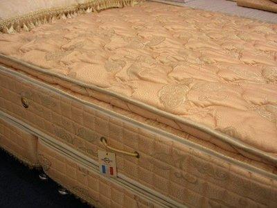 ※高雄~專業睡眠館※活性碳英國4線柔眠豪華獨立筒床墊 特大6*7尺~ISO國際品質認證