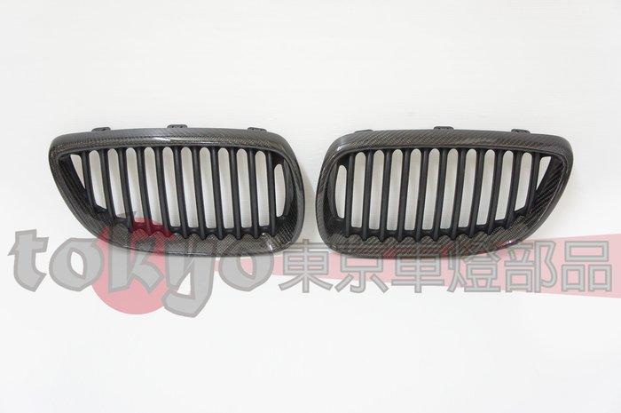@Tokyo東京車燈部品@BMW E92 06-10年 鼻頭 卡夢 碳纖維 水箱護罩