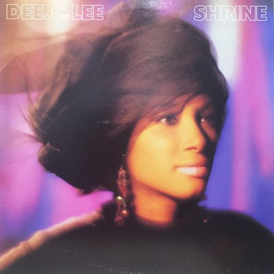 §小宋唱片§ 日版EPIC/Dee C. Lee – Shrine/二手西洋黑膠/見本盤