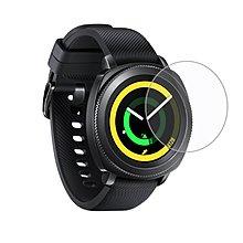 [灜雜貨] Samsung 智能手錶鋼化膜 Gear S3 智能運動表膜 30.5mm玻璃膜防爆摔保護屏幕貼膜