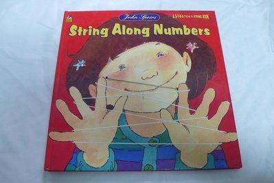 【彩虹小館】P2英文童書~String Along Numbers