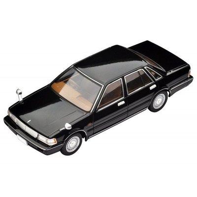 (特價)TOMYTEC小汽車 Nissan日產Cedric sedan LV-N43-18a (黑色-精裝) 28268