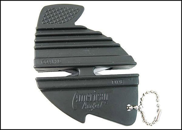 全新 angler磨刀器 愛刀磨利 戶外磨刀器 迷你磨刀器 隨身磨刀器 刀友必備