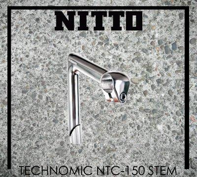 [Spun Shop] Nitto Technomic NTC-150 Stem 有牙式龍頭