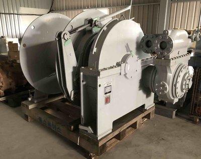 全新Rolls-Royce MW160L MOORING WINCH 油壓絞機 油壓絞盤
