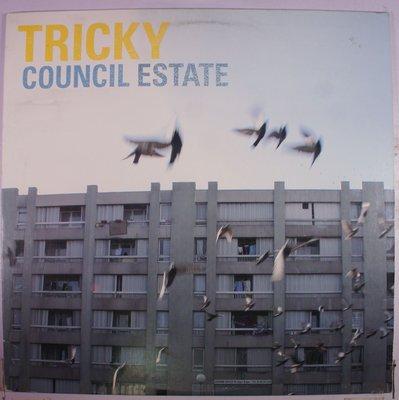 《二手美版單曲黑膠》Tricky - Council Estate